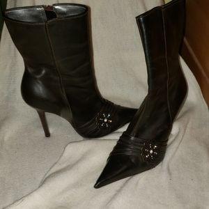 Steve Madden Dynasti calf high boots
